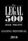 New Zealand Law Firm Legal 500 Leading Individual 2018-124